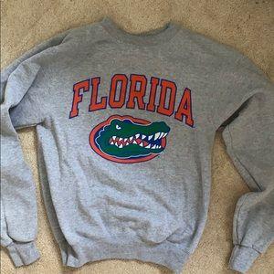 champion florida crew sweatshirt